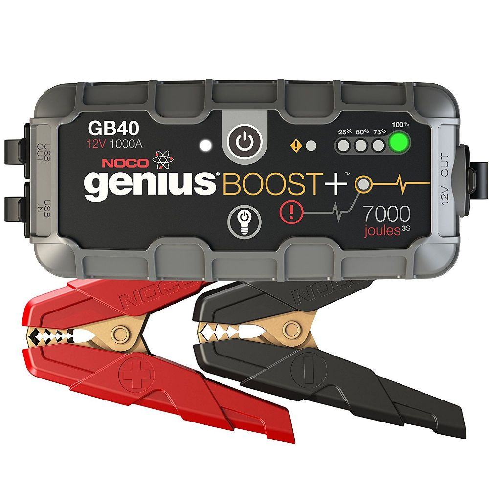 Genius Boost Plus  1000A Battery Jump Starter